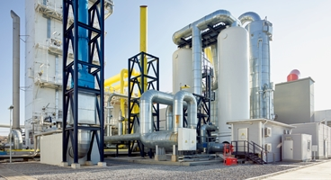 Air Separation Unit in Temirtau, Kazakhstan  Customer: Linde Gas for ArcelorMittal steel mill  Start-up: 2010